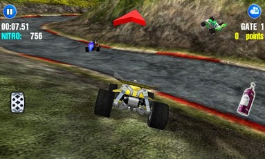 Dust: Off road Racing Gold v1.0.0 Apk Free Download