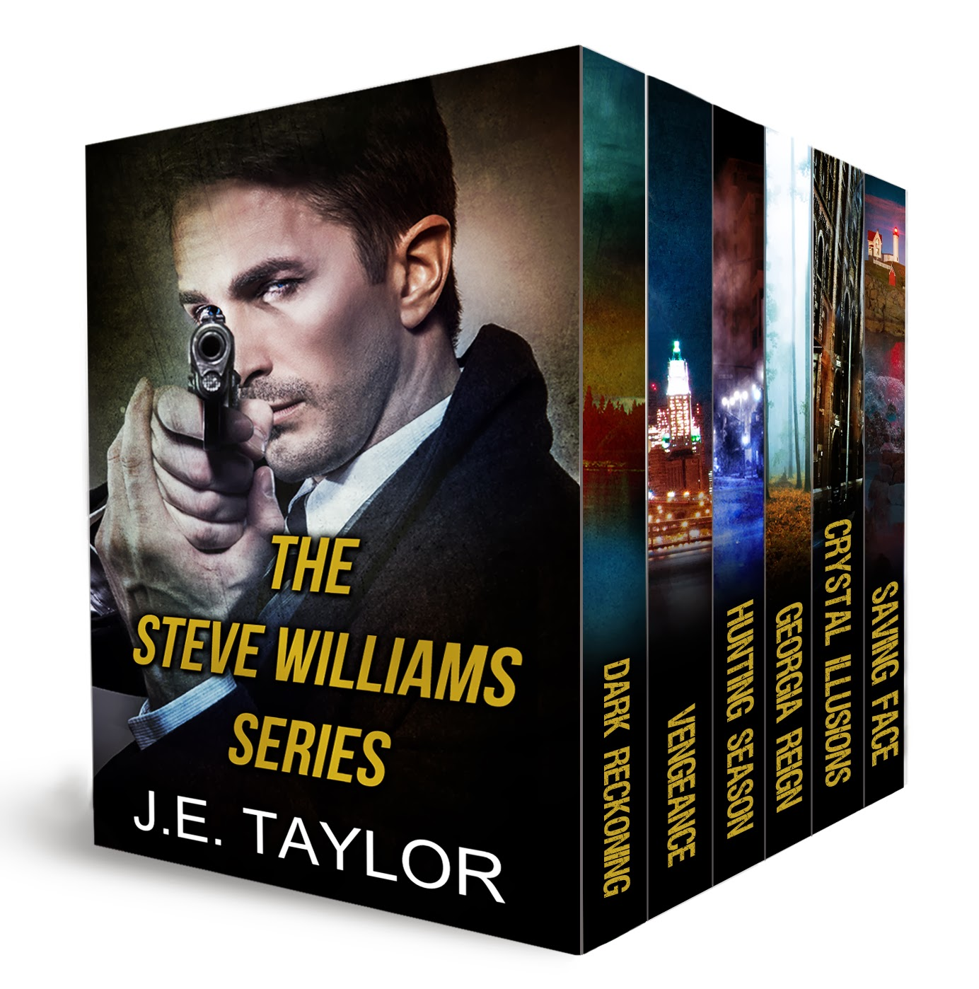 Steve Williams Series Boxed Set