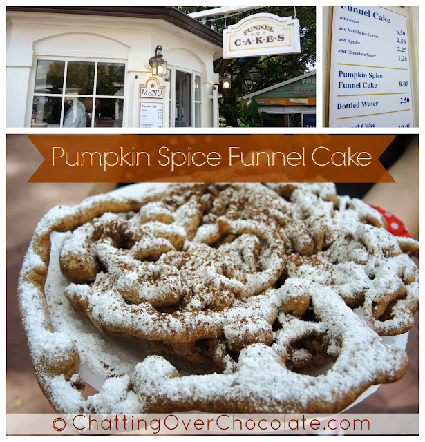 Chatting Over Chocolate: Magical Monday: Fall Feasting at Disney World ...