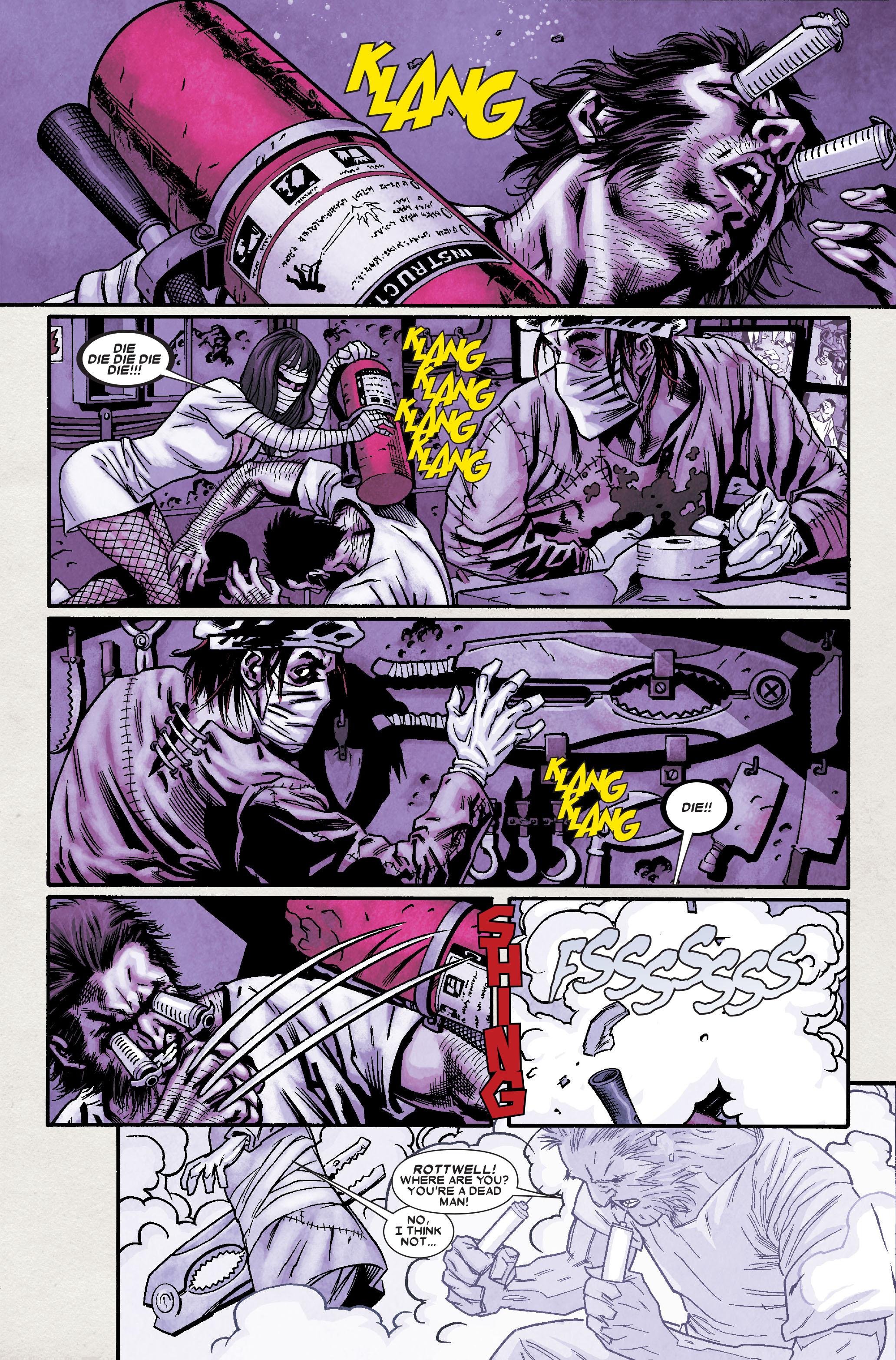 Wolverine: Weapon X #9 #8 - English 16