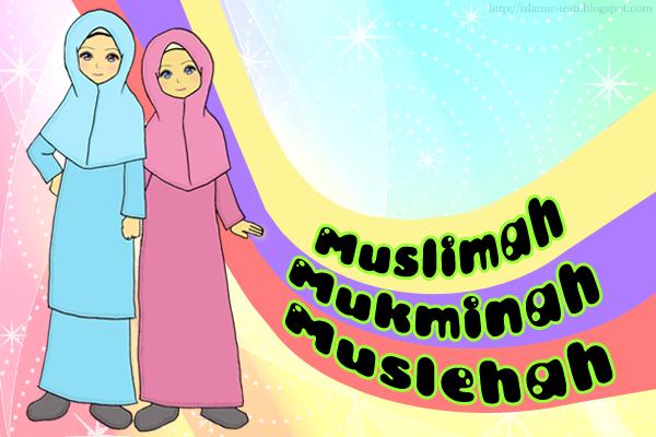 foto kartun muslim gambar kartun muslim gambar kartun muslim muslimah