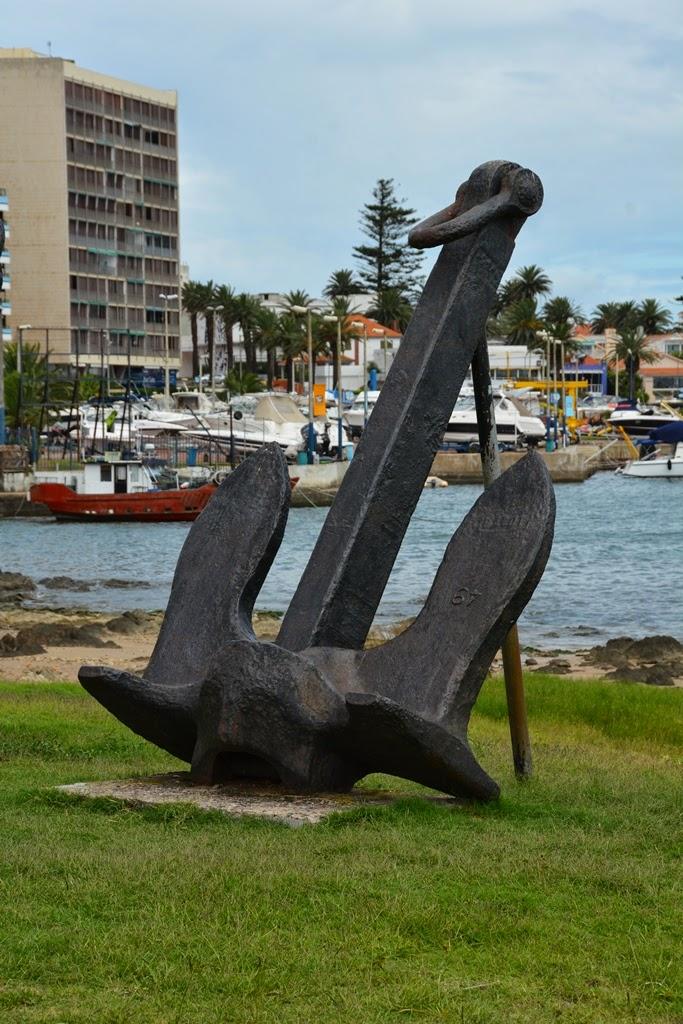 Puerto Nuestra Senora de la Candelaria anchor
