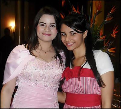 Liliane Rocha e Francielle Miranda