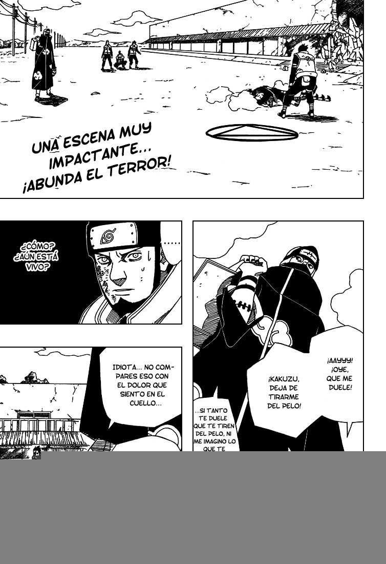 Naruto Shippuden Manga 326