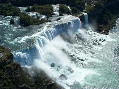 น้ำตกไนแองการ่า (Niagara Falls)