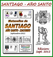 Sept 12 - SANTIAGO - AÑO SANTO