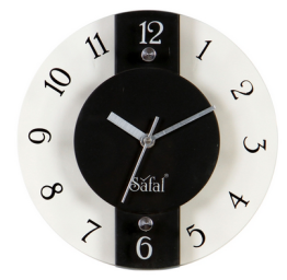 Buy Kaiser Wooden Clock's min 59 % off & Extra 25 % Cashback at Rs.374 : Buy To Earn