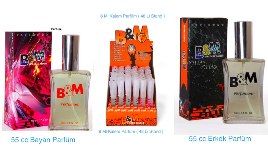 parfümce Kalem Parfüm Modelleri