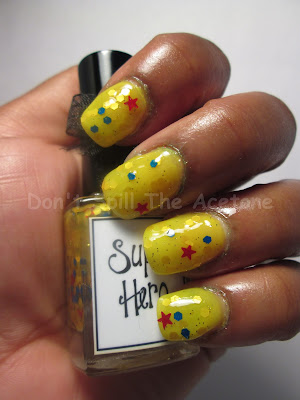 Whimsical-Nail-Polish-By-Pam-Super-Hero