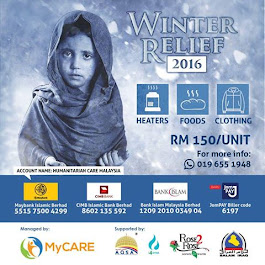 KUTIPAN WINTER RELIEF 2016