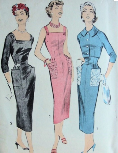 Fashions of the 1950s 48