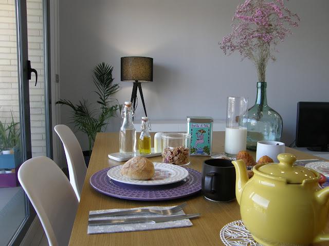 Mesa desayuno - Mesas de desayuno ...