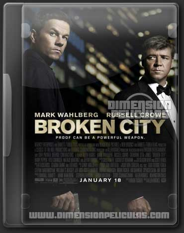 Broken City (DVDRip Español Latino) (2013)