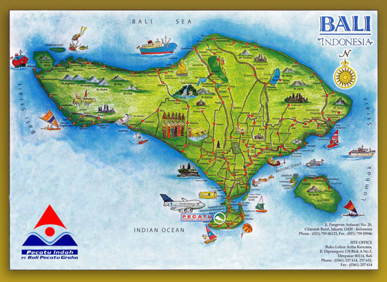 indonesia bali map. In fact, Bali, Indonesia is