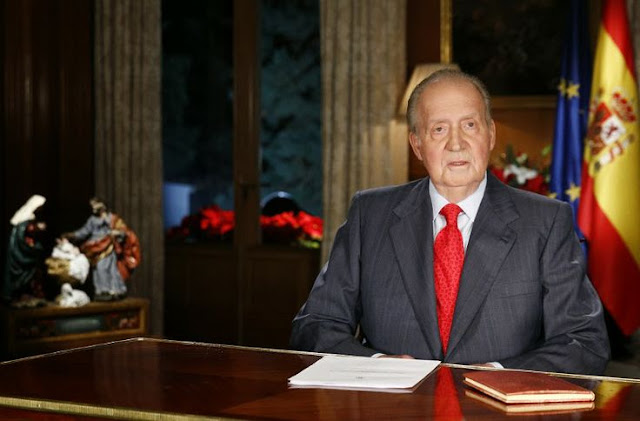 Christmas Message from King Juan Carlos