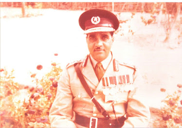Col (R).Muhammad Sakhi Raja of Khambi,1915-1990 (Commandant Dhofar Force Sultanate of Oman)