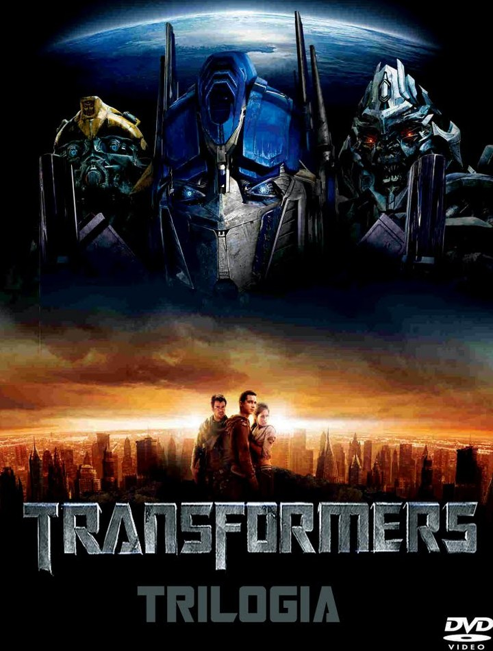Download Download Transformers Trilogia DVD-R OFICIAL