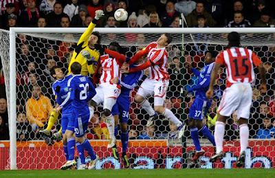 Stoke City 1 - 1 Dynamo Kyiv (1)