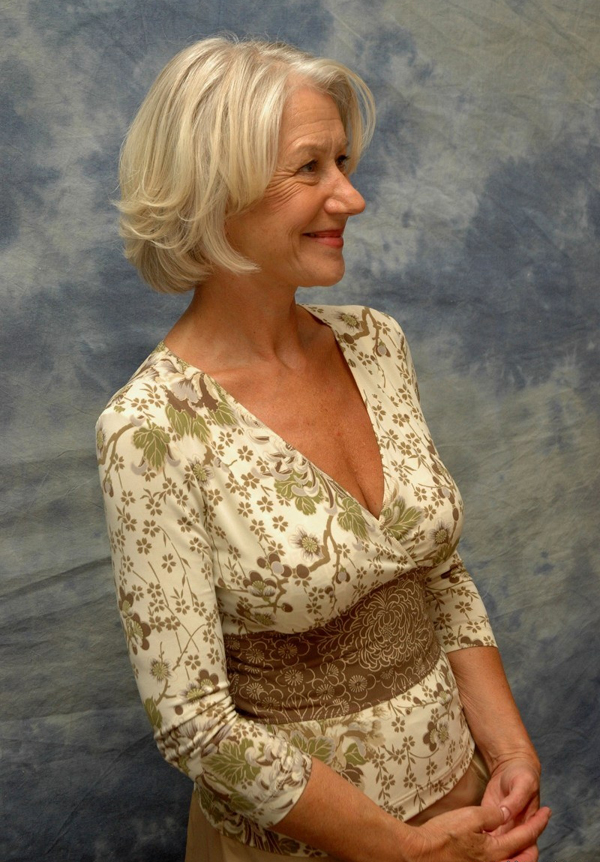 from Connor helen mirren boobs young