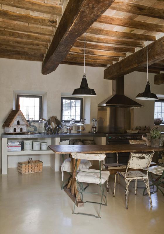 Estilo rustico ultimas cocinas en estilo rustico for Cocinas estilo rustico