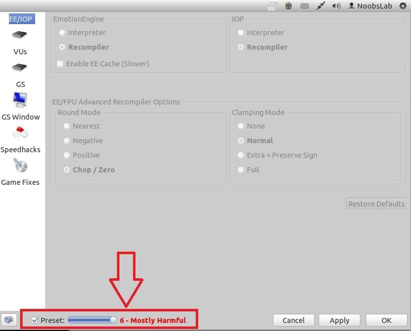 Emulation For Mac sakmeigy pcsx-emulation-setting