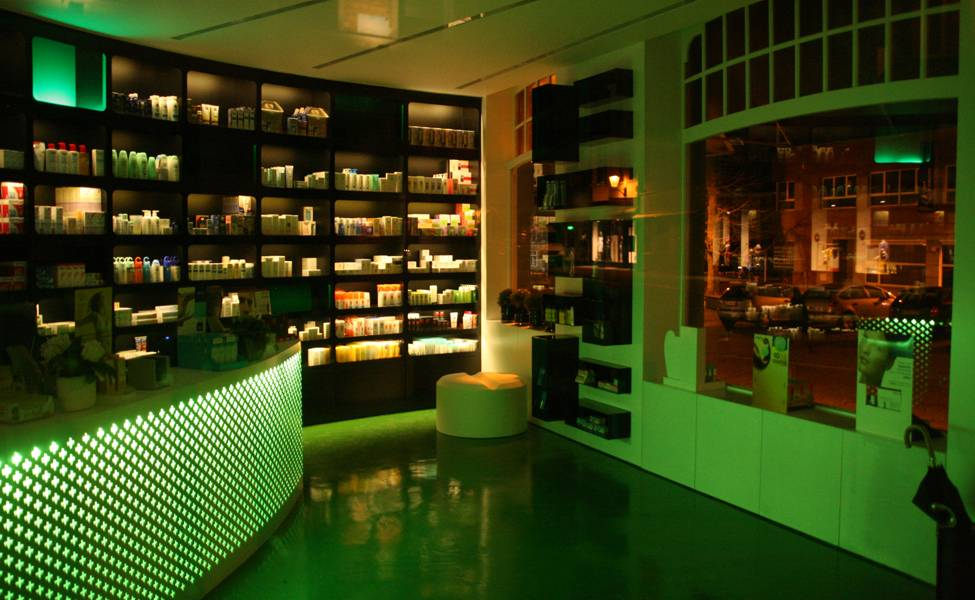 glamcornerxo pharmacy interior design - Pharmacy Design Ideas