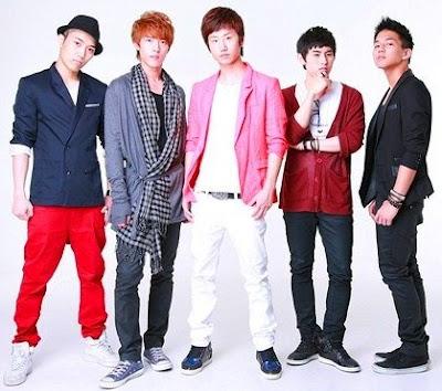 N.Sonic Members debut