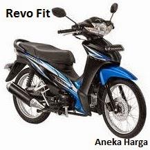 Motor Honda Revo Tahun 2004 - Kisaran Harga 4.000.000 - 6.000.0000