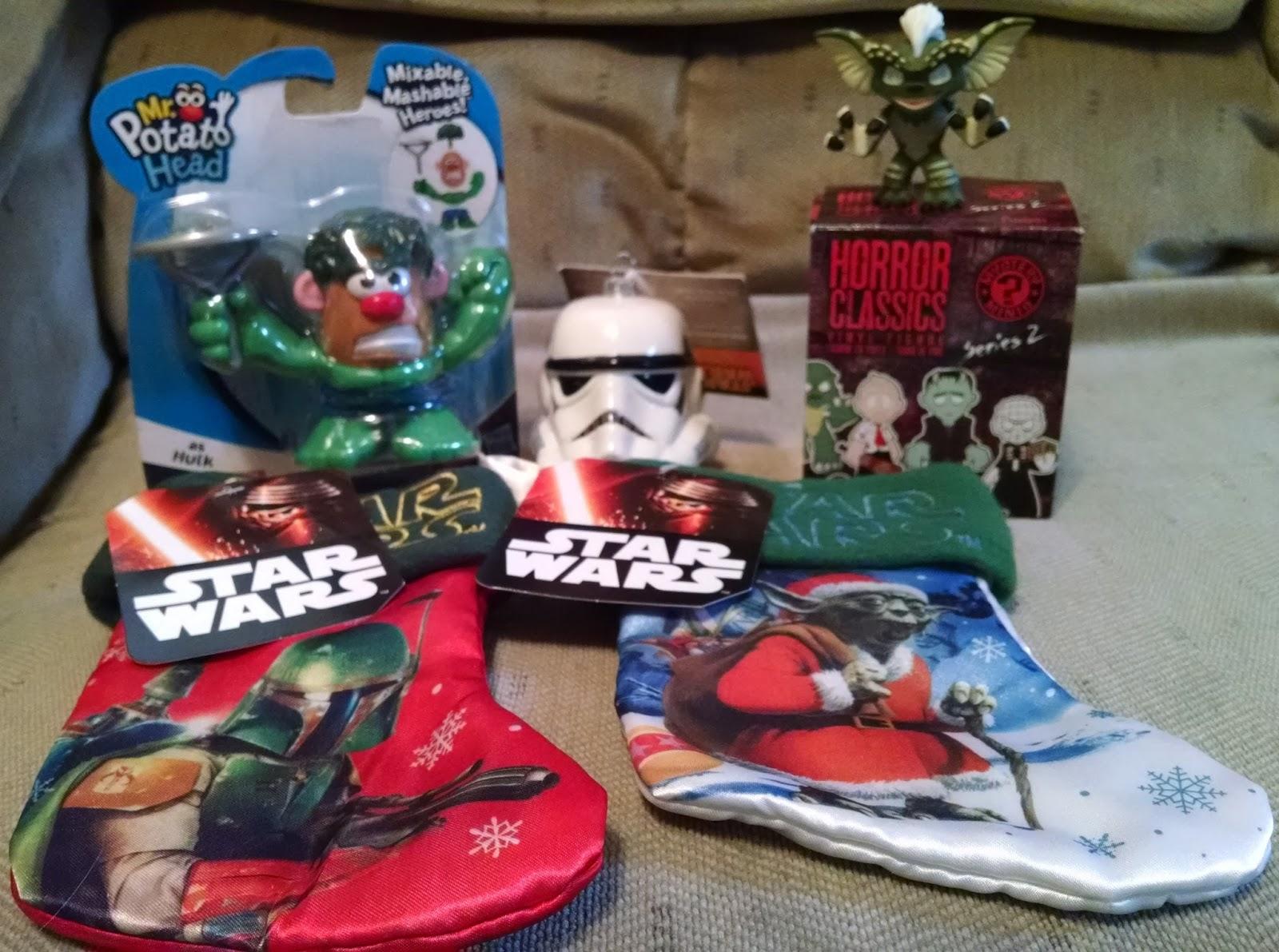 Wonderful Wonderblog Stuff I Got After Christmas