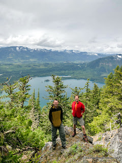 kachess ridge beacon hikingwithmybrother