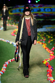 Tommy hilfiger, Spring 2015, womens wear, New York Fashion Week, MBFW New York, rock, luxury, icons, Suits and Shirts,