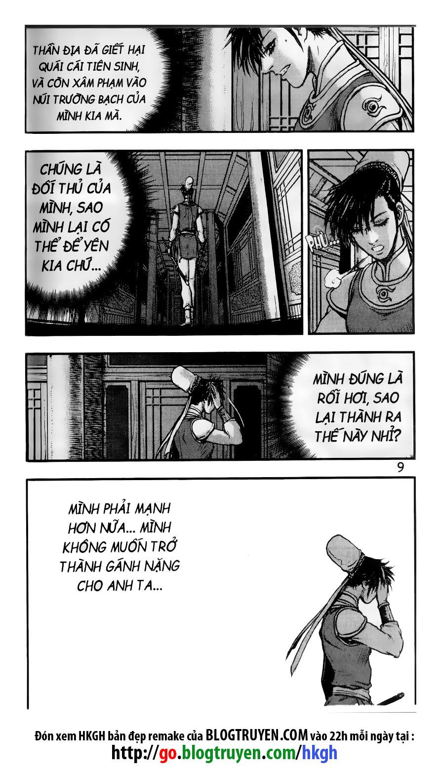 Hiệp Khách Giang Hồ chap 404 Trang 10 - Mangak.info
