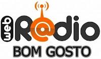 Web Rádio Bom Gosto da Cidade de Brusque ao vivo