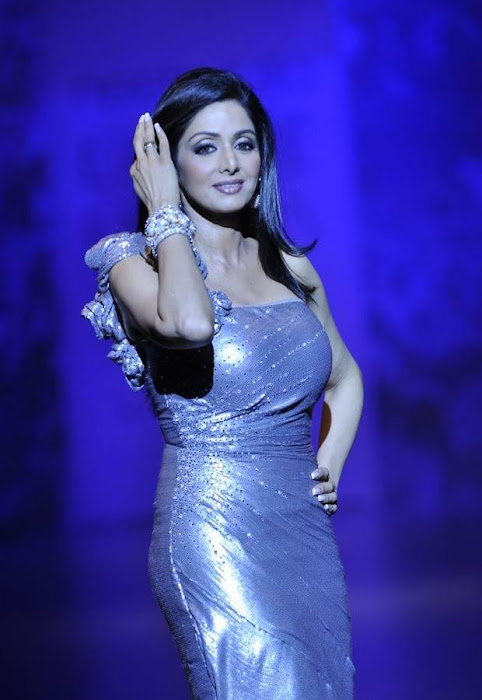 sridevi very much glorious very much attractive