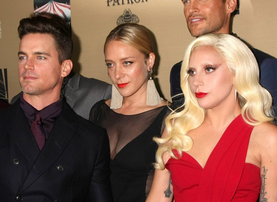 VJBrendan.com: Lady Gaga and the Cast of American Horror Story: Hotel at the LA Premiere