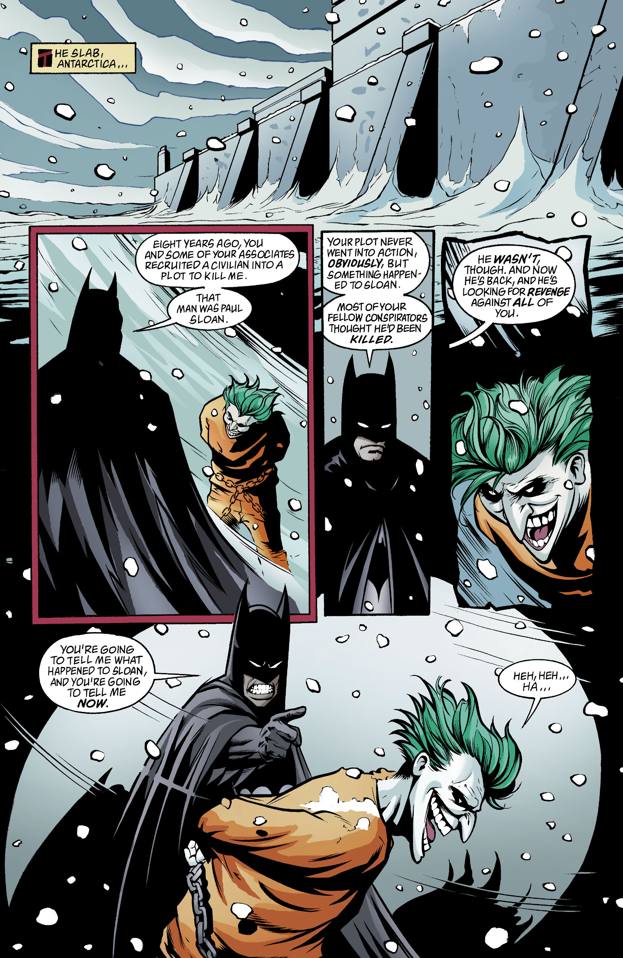 Detective Comics (1937) Issue #781 Page 2