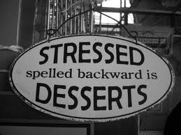 Image: Stressed Sign