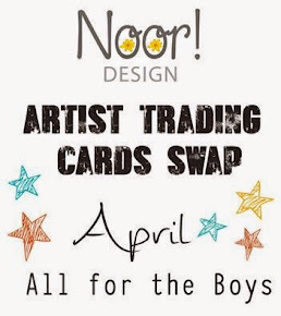Noor! Design ATC Swap!