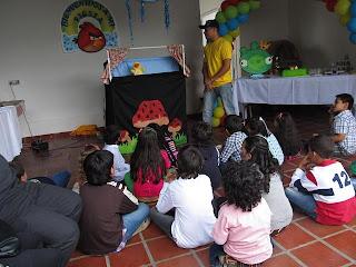 OBRAS DE TITERES INFANTILES MEDELLIN