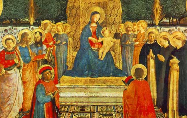 Fuera de la Iglesia Católica no hay ninguna salvación