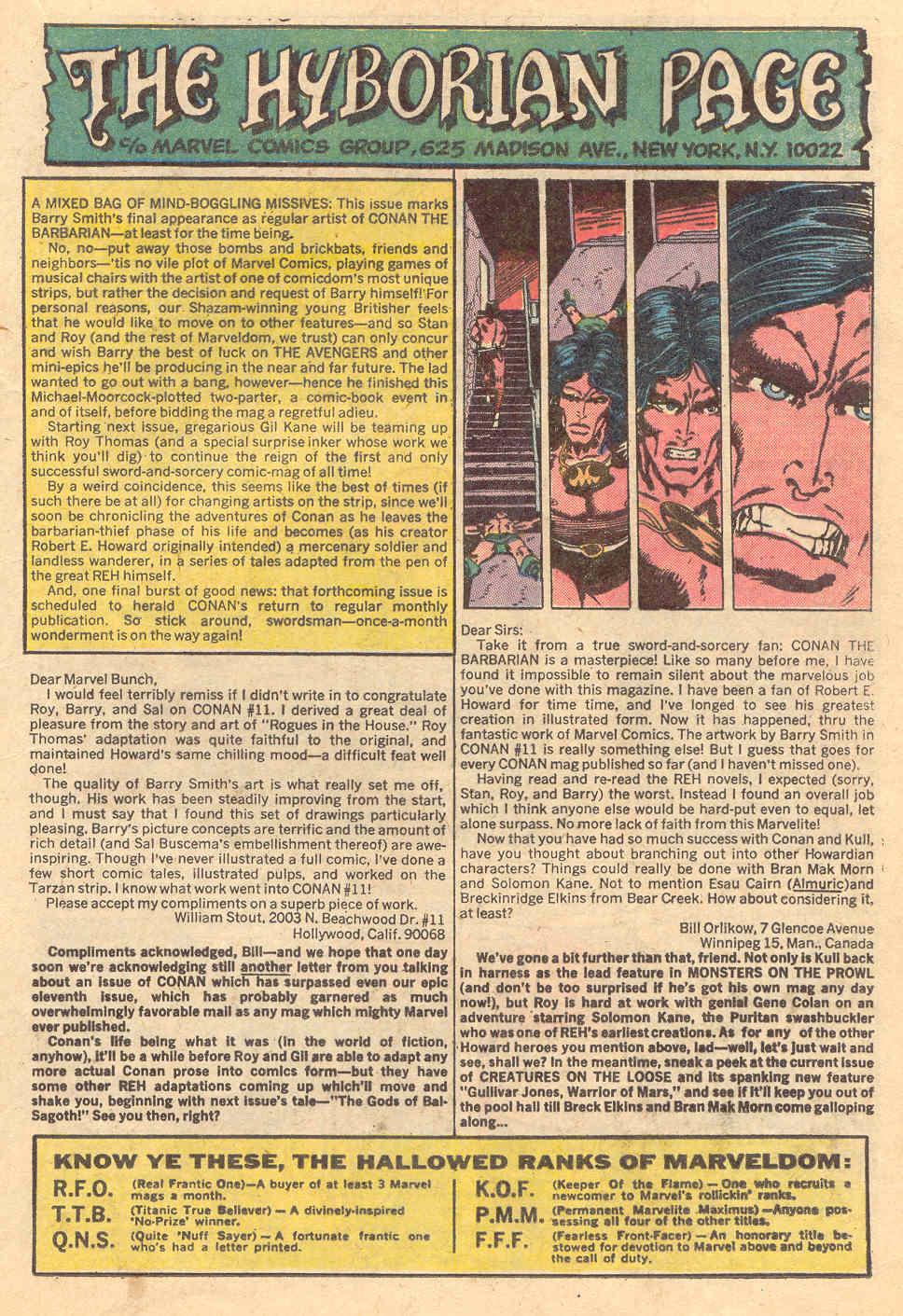 Conan the Barbarian (1970) Issue #15 #27 - English 24
