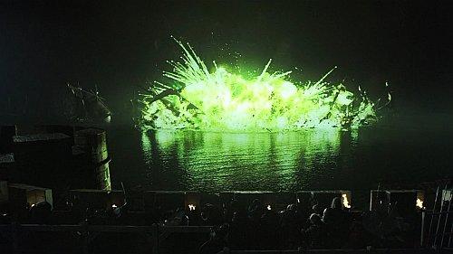 batalla aguasnegras explosión fuego valiryo - Juego de Tronos en los siete reinos