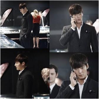 """Saat Pengambilan Gambar di Drama Korea Terbaru """"Heirs"""" sebagai Chaebol"""
