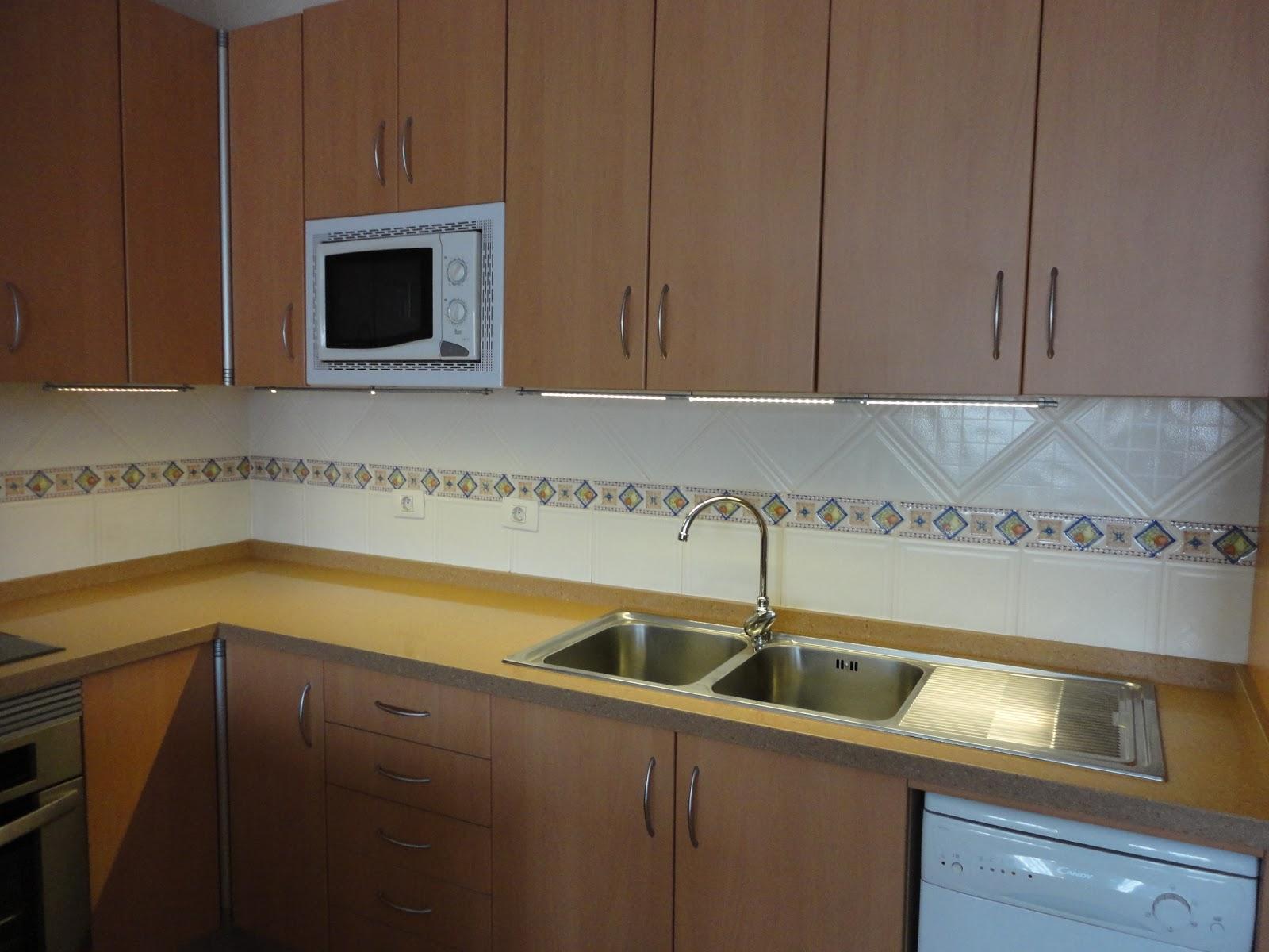 Vendo piso en ingenio cocina - Mueble alto microondas ...
