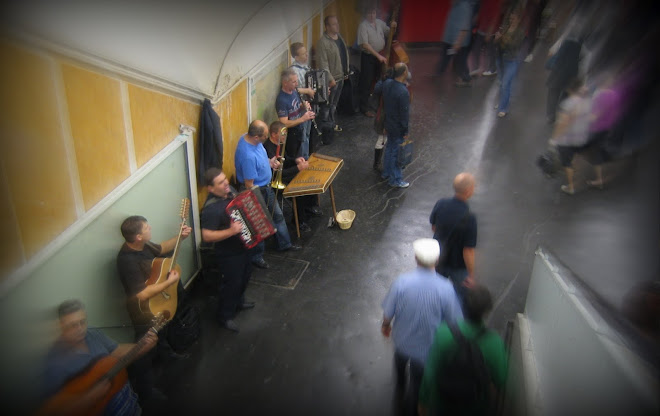Russian musicians at Chatelet