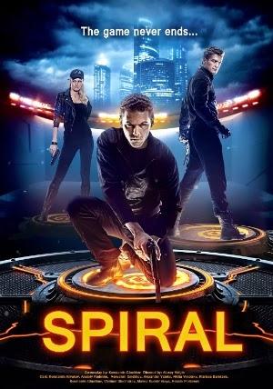 Spiral 2015 poster