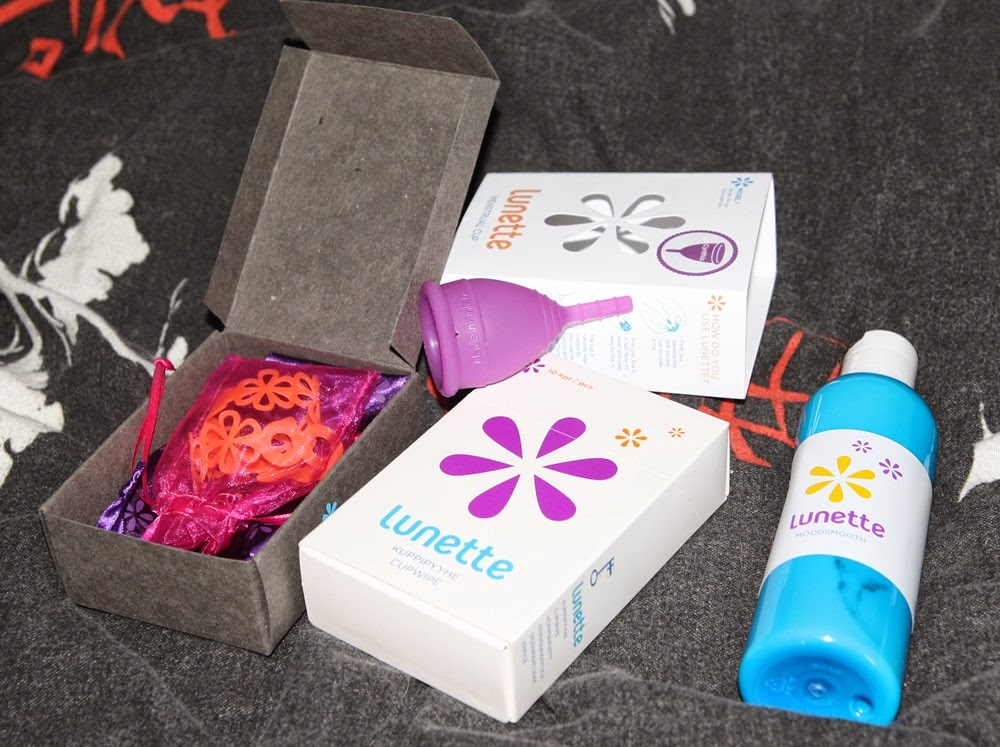 Menstruationscup Menstruationstasse