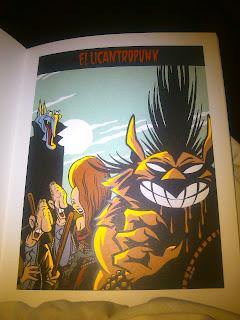 Peter Pank: El Licantropunk