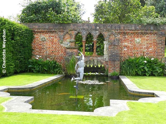 Secret gardens of Kent - Rochester\'s Restoration House   The ...