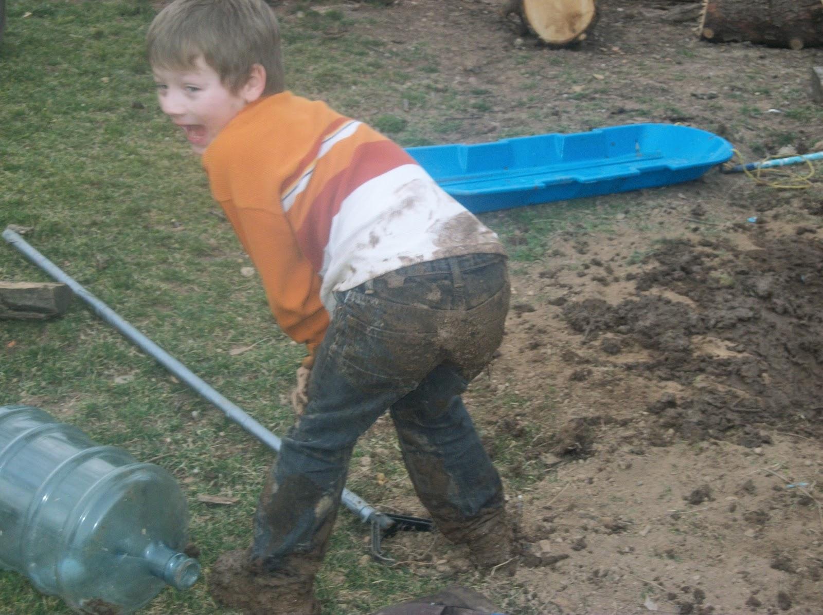 Boy Stepping In Mud Related Keywords - Boy Stepping In Mud ...